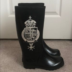 Juicy Couture Rainboots